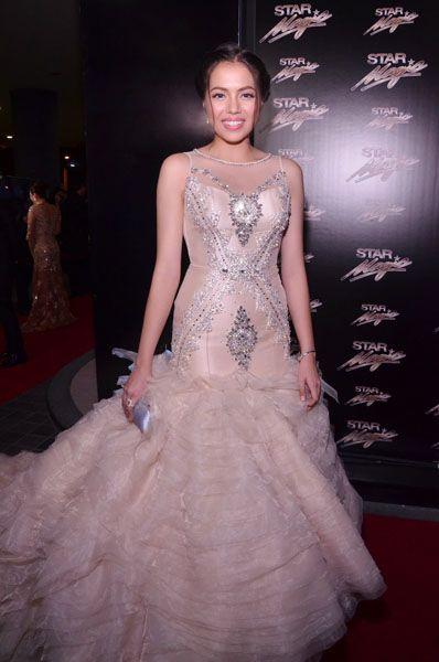 Julia Montes at the Star Magic Ball   Passion for Fashion ...  Julia Montes at...