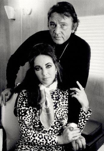 NPG x126133,Richard Burton; Dame Elizabeth Taylor,by Terry ...
