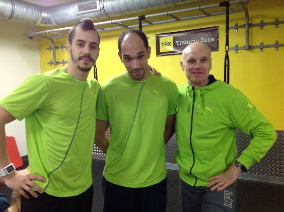 Découvrez la formation de TRX 2014 de nos professeurs de Fitness au Cercle Nation. Pour plus d'informations sur cette activité et les horaires des cours http://www.cerclesdelaforme.com/fr/TRX/ #trxparis #cours #fitness #cdlf #puma