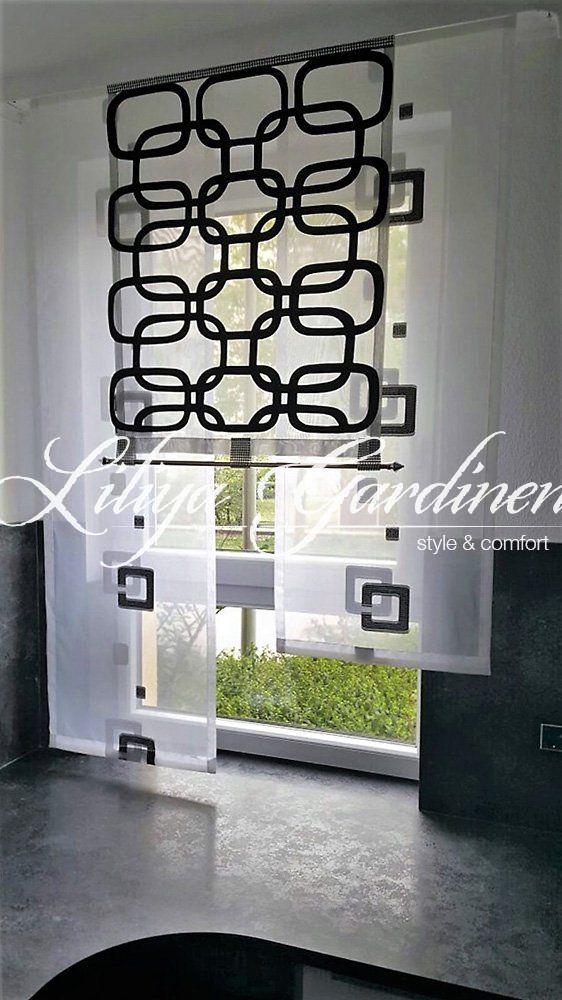 Küche \ Bad « Gardinen Liliya interjero detales Pinterest Window - gardine küche modern