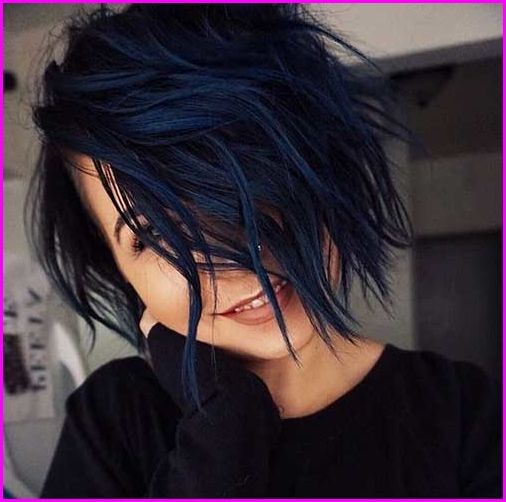 50 Short Hair Color Ideas For Women If You Want A Unique Look You Must Try This Hair Color Color Hair Color Unique Short Hair Color Hair Color For Black Hair