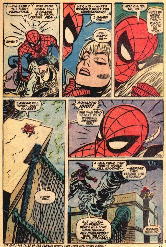 At4w Spider Man Power And Responsibility Essay - image 6