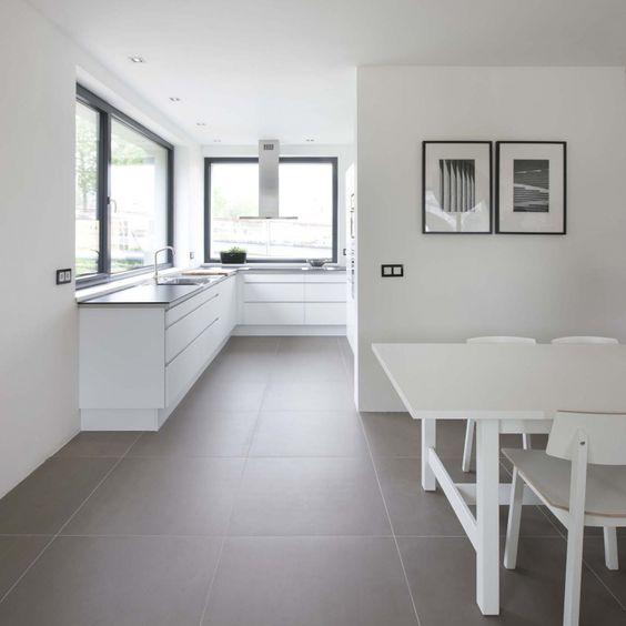 References » mosa. tegels. mooie tegel bij witte keuken ...