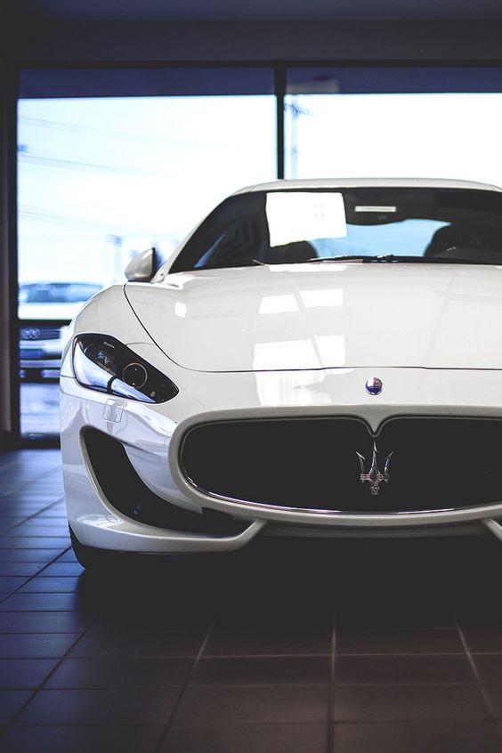 Superior Luxury — envyavenue:   Maserati GranTurismo | EnvyAvenue