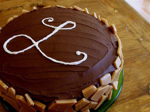 http://cakedecoratingcoursesonline.com/cake-decorating/ My Early Birthday Cake: #Birthday #Cake #Design - Learn Unique Cake #Decorating #Techniques Using #Online #Cakes #Decoration #Courses on http://CakeDecoratingCoursesOnline.com