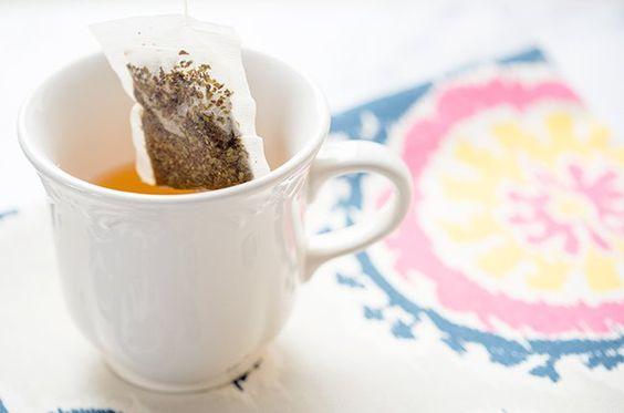 fat burning white tea