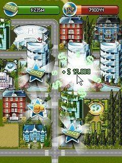 Juego JAR millionaire city176x220 para celular