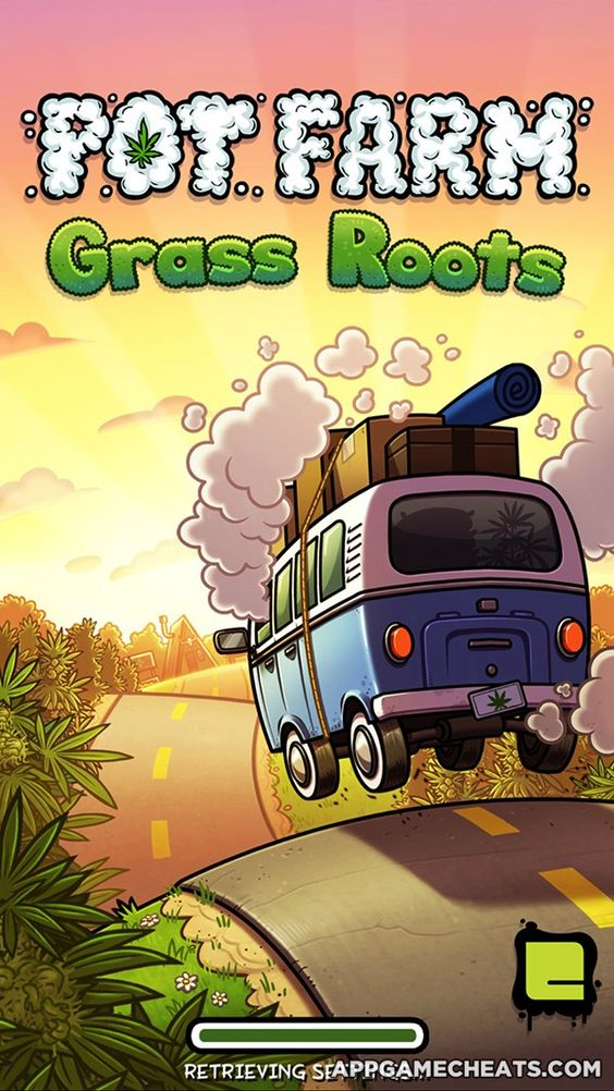 Bud Farm: Grass Roots is a light hearted weed farming simulation intended for an adult audience. Grow your own Marijuana and expand your farm to sell over 15 different strains of dank plants! Welcome to the virtual farm! - Plant, water and trim plants in your grow-op - Harvest over 15 potent strains of Sativa and Indica