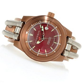Android mens hydraumatic limited edition automatic stainless steel