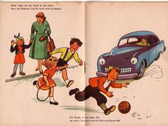 Werbebilderbücher aus Bamberg frühe 50er www.eichwaelder.de