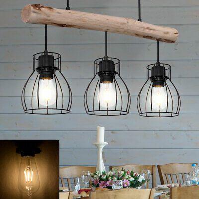 Deckenleuchte Deckenlampe Leuchte Decke Lampe Wohnzimmer Schlafzimmer Balken