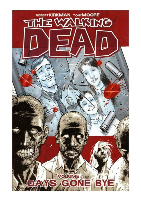The Walking Dead Vol 1:Days Gone By Graphic Novel
