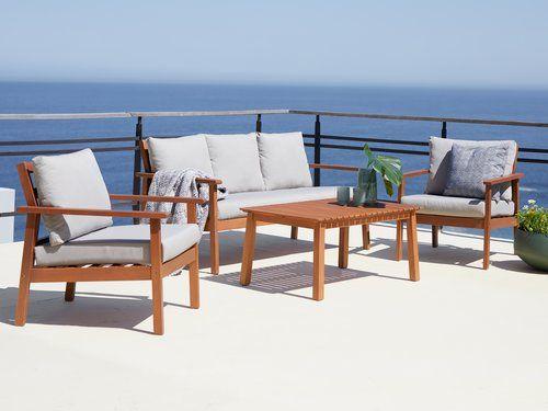 Lounge Set Tageholm 5 Pers Hardwood Jysk In 2020 Outdoor Furniture Sets Garden Furniture Sets Rattan Garden Furniture Sets