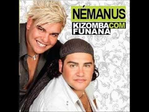 Némanus - Funana Contigo