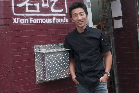Jason Wang is a phenomenal young entrepreneur who is responsible for the growth of Xi'an Famous Foods (one of my favorite #NYC restaurants).
