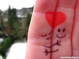 Hug a little love today. <3
