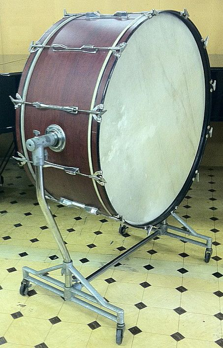 rental bass drum 40inch