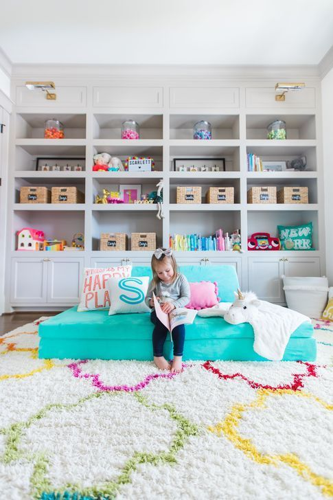 46 Incredible Toy Storage Design Ideas That Looks Cozy In 2020