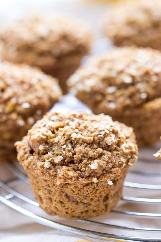 Image result for Quinoa Coconut Yogurt Muffins