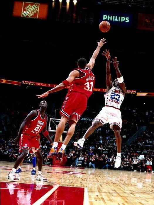 Michael Jordan Jump