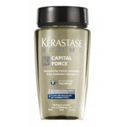 Kerastase Homme Capital Force Anti-Dandruff Shampoo - 250ml  RRP: £15.30 OUR PRICE: £11.45