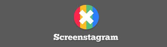 Un économiseur d'écran avec vos photos Instagram pour votre Mac ou votre PC