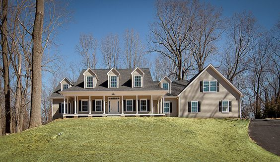 Modular homes home exteriors and home on pinterest for Tidewater modular homes