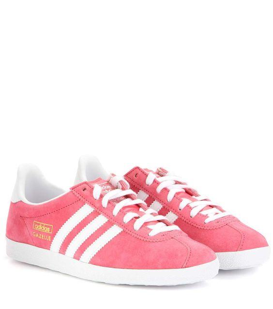 Adidas Gazelle Gris Rosa