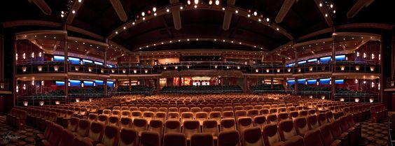 The Savoy Theater, Mariner of the Seas.