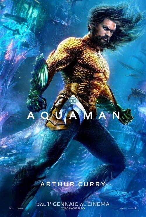 Aquaman Pelicula Completa Hd Subtitulado Aquaman Film Aquaman 2018 Aquaman