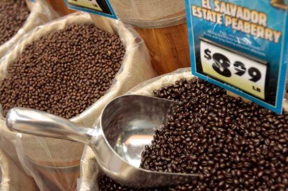 Fairway Market's amazing coffee selection!
