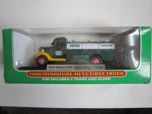 2000 Miniature Hess First Truck by hess. $14.99