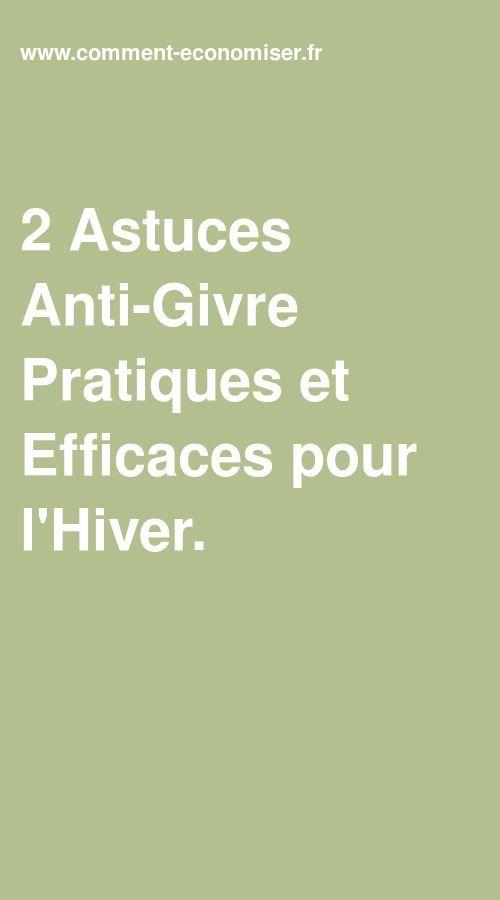 2 Astuces Anti Givre Pratiques Et Efficaces Pour L Hiver En 2020 Givre Nuit Dehors Astuces