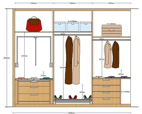 Pinterest the world s catalog of ideas for Closet a medida