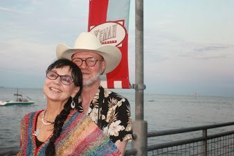 HANNAH AND ANDERS FROM SWEDEN LOVE KEMAH  AND DEAR FRIENDS OF PEGGY AND DOUG