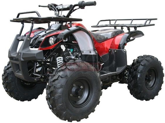 pro coolster spec xr yamaha grizzly clone 125cc atv. Black Bedroom Furniture Sets. Home Design Ideas