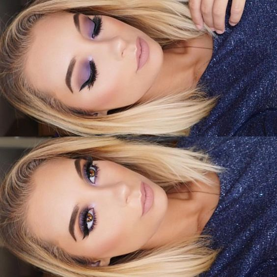 Our twinkling star @nicolconcilio knows that Morphe shadows help her shine her brightest, her obsession is the 35P palette! We will be restocking all sold out palettes and items as fast as we can! Your patience and support has been amazing, our company is growing and expanding thanks to you and we won't let you down! #TeamMorphe