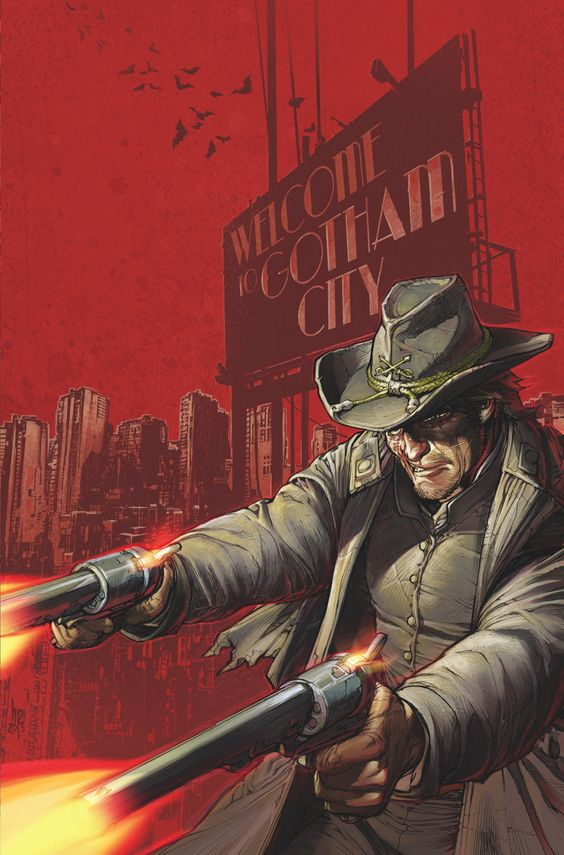 ALL-STAR WESTERN VOL. 5: MAN OUT OF TIME TP