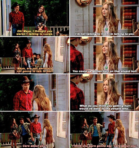 Girl Meets Texas - GMW