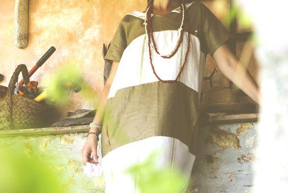 UV001  Tamanho | Size: M/L  Descrição | Description: Vestido solto | Loose dress  Composição | Composition: 100% Linho | 100% Linen  Preço | Price: 85€
