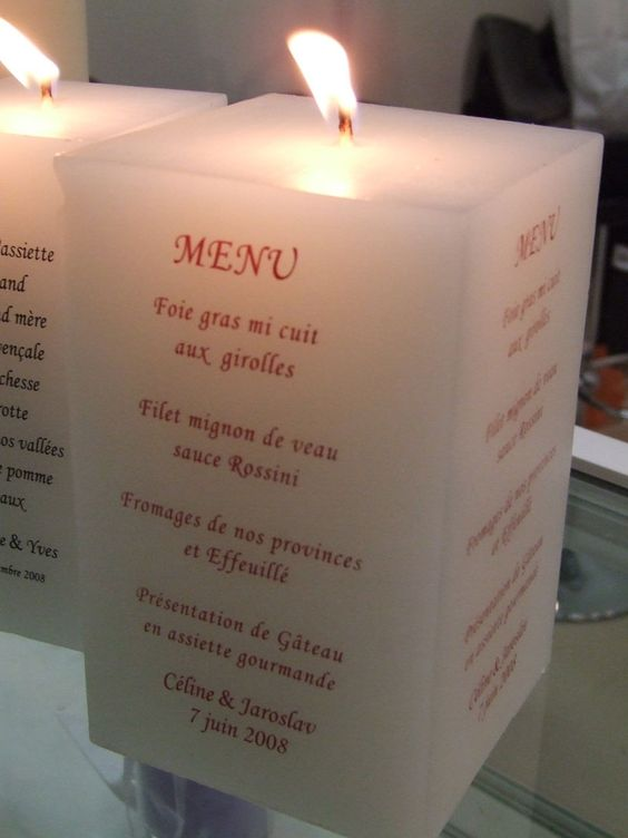 Anniversaire bar and menu de f te d 39 anniversaire on pinterest for Idee menu original