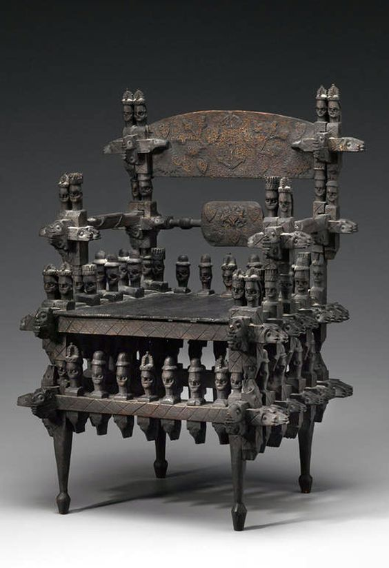 Art Africain - Page 5 216541fb1abaee6f9d8c95a427fcba46--african-furniture-african-chairs