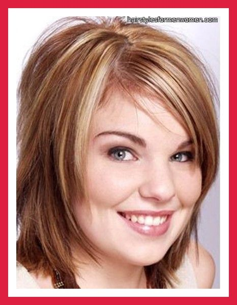 types of haircuts for round faces the world s catalog of ideas 5741 | 21657f1a9d0086b1fc97a5e684836cd4