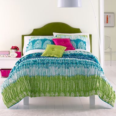 Seventeen Batik Lace Comforter Set Accessories Jcpenney Things For My Kids Pinterest