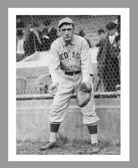 """BILL CARRIGAN - RED SOX'S - REPRODUCTION 8.5"""" x 11"""" BLACK & WHITE PHOTO…"""