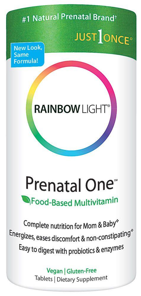 Rainbow Light Prenatal One™ Multivitamin -- 150 Tablets
