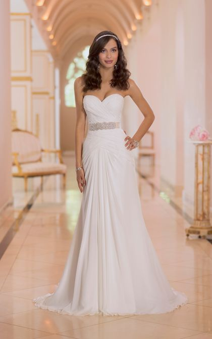 Wedding Dress   Corset Wedding Dress   Stella York