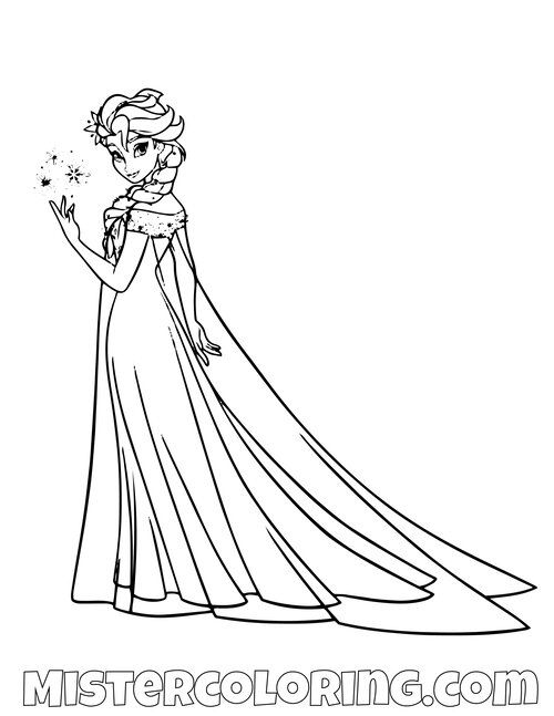 Frozen 2 Coloring Pages For Kids Mister Coloring Coloring Pages Coloring Pages For Kids Color
