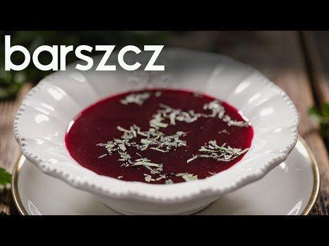 Przepis Na Wigilijny Barszcz Czerwony Posmakuj Polski Youtube Food Desserts Pudding