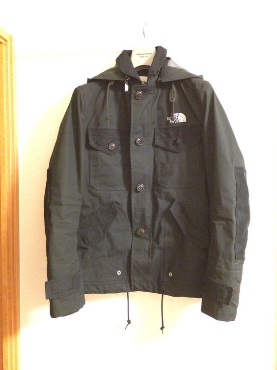 eYe COMME des GARÇONS JUNYA WATANABE MAN × The North Face gore-tex jacket